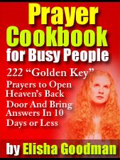 elisha goodman prayer points for relationships pdf